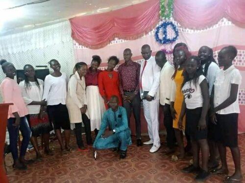 Ministry Team