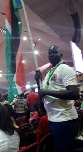 S. Sudan At Shiloh